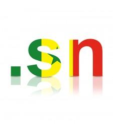 Nom de domaine en .sn